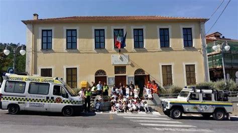 sede protezione civile nuova sede della protezione civile di giustenice conto