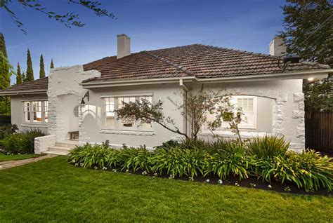 Floorplan Of A House by 27 Montalto Avenue Toorak 3142 Vic House For Sale