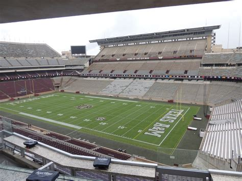 kyle field student section seating 100 kyle field ticket map my clear bag policy
