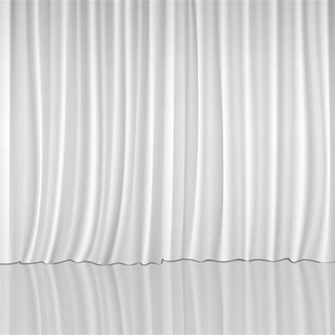 white drape white vector curtain vector download