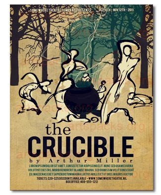 primary themes of the crucible the crucible poster google search random pinterest