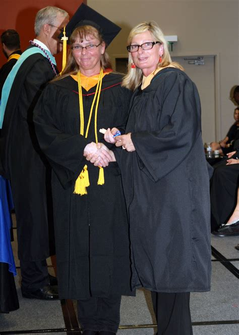 greenville graduates persistence pays  accelerated degree program