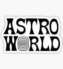 Astroworld Sticker