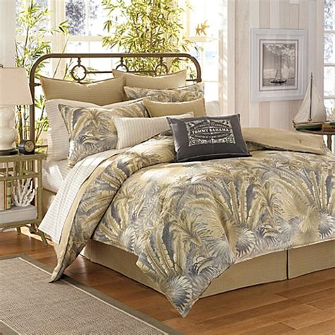 buy tropical comforter sets from bed bath beyond