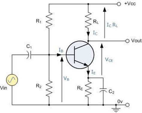 bjt transistor noise analog voltage divider biasing of transistor electrical engineering stack exchange