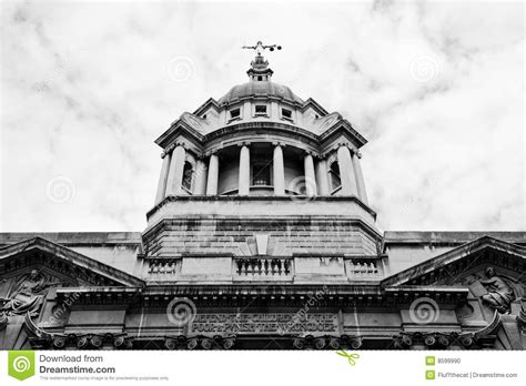 Travel To Usa From Uk With A Criminal Record Criminal Courts Uk Stock Photo Image 8599990