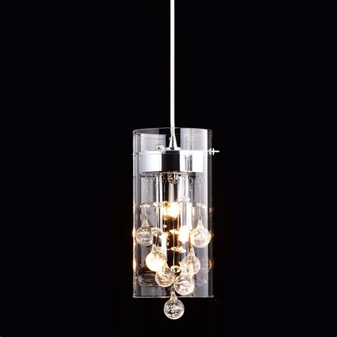 Chandelier And Pendant Lighting Claxy Ecopower Lighting Glass Pendant Lighting Modern Chandelier Ebay