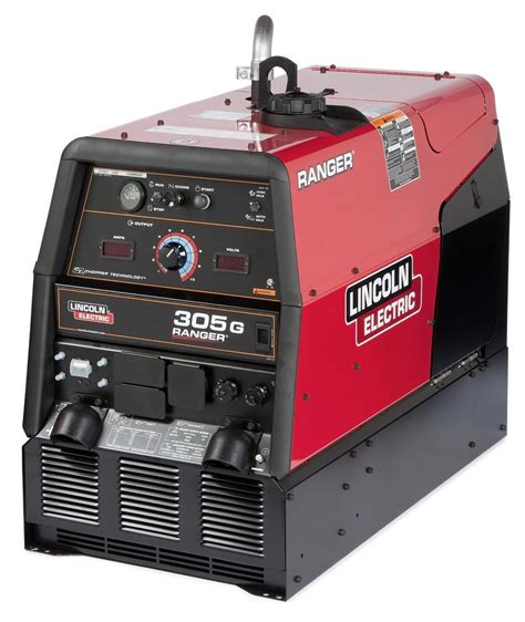 lincoln ranger 305g engine driven welder welding machine