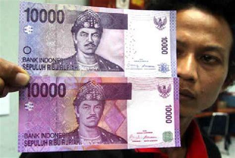 Uang Lama Rp10 000 uang pecahan rp10 ribu bergambar pahlwan dari papua segera