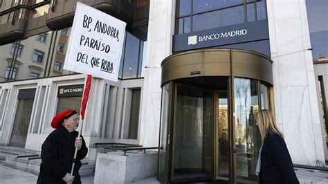 banco de andorra andorra bancos los bancos principado de andorra