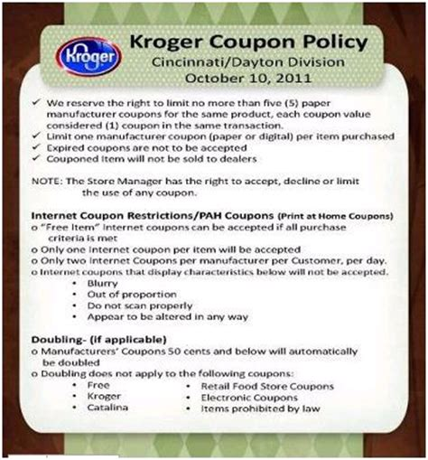 office depot manufacturer coupon policy