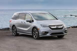 Honda Odyssey Prices 2018 Honda Odyssey Pricing For Sale Edmunds