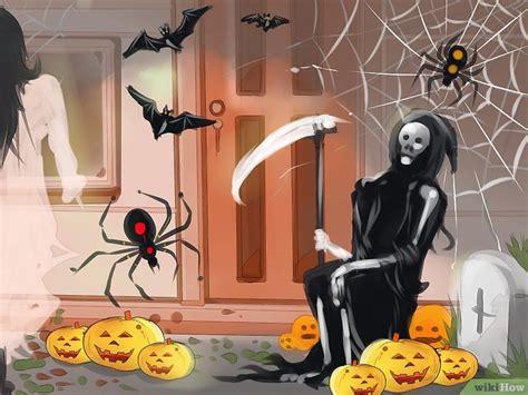 como decorar en halloween c 243 mo decorar para halloween 9 pasos con fotos