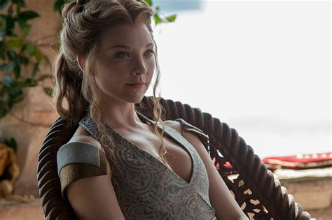Natalie Dormer Of Throne Of Thrones Natalie Dormer Lends Voice To Mass