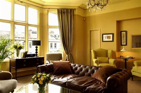 Living Room Golden Yellow Yellow Gold Paint Color Living Room