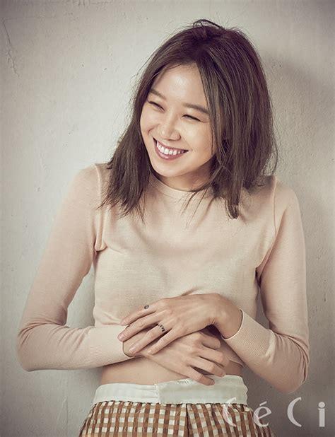 korean actress gong hyo jin gong hyo jin for c 233 ci s june 2015 issue korean actors