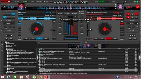 tutorial dj online virtual dj 8 tutorial in hindi youtube