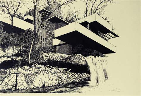 la casa sulla cascata fallingwater la casa sulla cascata by margaretel on