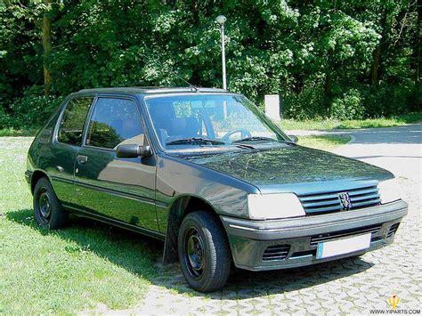 peugeot c peugeot 205 ii 20a c 1993 pictures auto database com