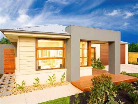 desain rumah panggung beton rumah kayu minimalis untuk hunian natural nan modern
