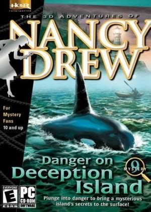 clairvoyant and present danger a bay island psychic mystery books nancy drew danger on deception island information
