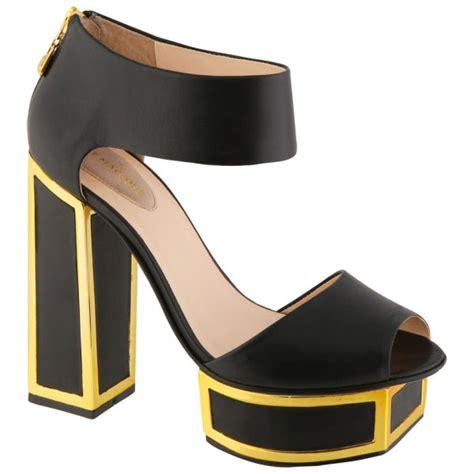 Heels Merk Conexion Uk 38 39 maconie s pearl platform heels black free uk