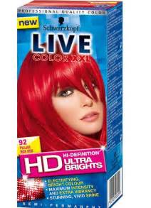 how to mix schwarzkopf hair color schwarzkopf live color xxl ultra brights in the group hair