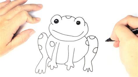 imagenes de criaturas mitologicas para dibujar c 243 mo dibujar una rana para ni 241 os paso a paso dibujo de