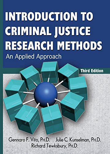 introduction to criminal justice practice and process books biography of author gennaro f vito ph d booking