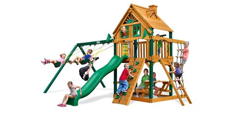 wooden swing sets under 500 swing set resource your source for valueable swing set