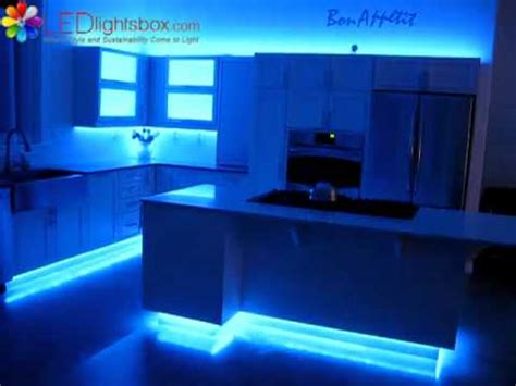 Lighting A Room With Led Strips by Rgb Led Dmx512 Kitchen Room