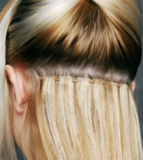 how to care for hair extensions with micro rings micro ring hair extensions