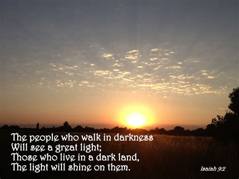 bible verses about light and darkness bible verses about darkness and light