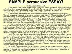 Persuasive Essay Writing by What Is A Persuasive Essay Obfuscata