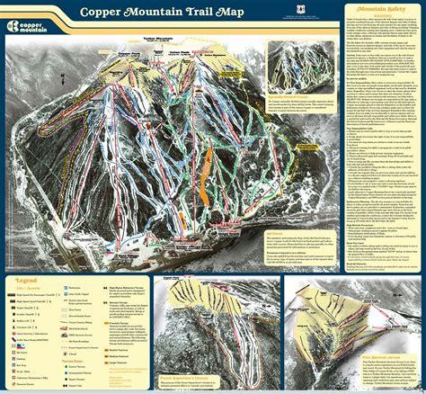 copper trail map copper mountain lift tickets ski passes liftopia