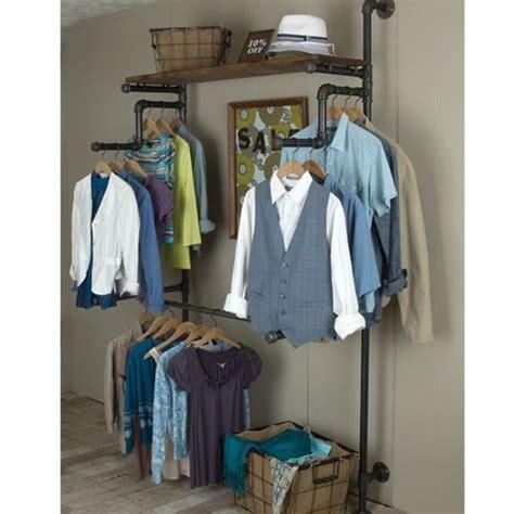 bedroom outstanding best 25 clothes bedroom excellent 23 pipe clothing rack diy tutorials