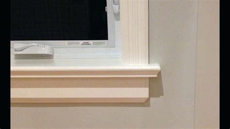 how to replace an interior window sill how to install