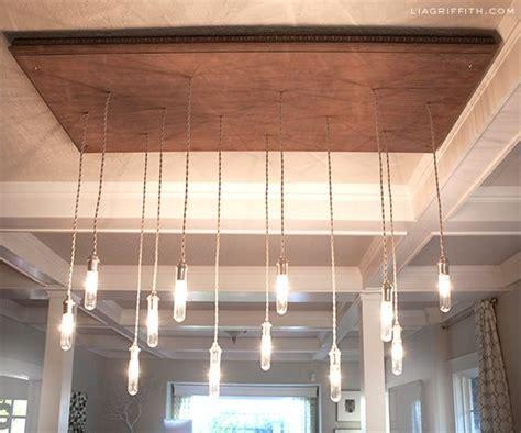 Diy Industrial Chandelier 174 Best Diy Lighting Images On Chandeliers Diy Light And Furniture