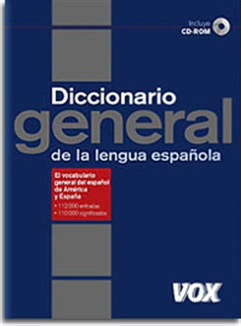 diccionario lengua espaola secundaria 8467531673 diccionario general de la lengua espa 241 ola logos bible software