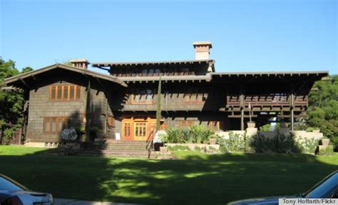gamble house back to the future what you didn t know about the back to the future homes photos huffpost