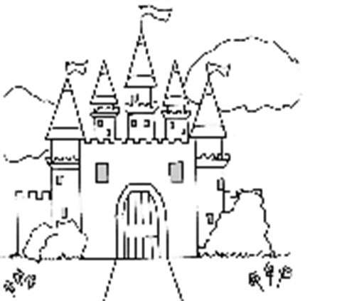 doodle kingdom how to make castle free printable doodle sheets for
