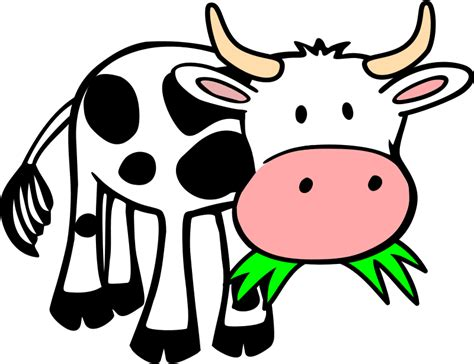 wallpaper animasi sapi contoh gambar kartun sapi lucu terbaru gambar kartun