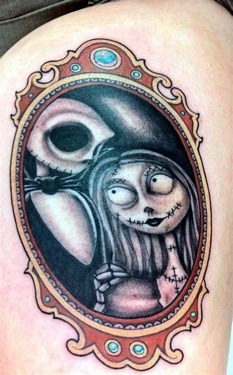 tattoo nightmares england 40 nightmare before christmas tattoos
