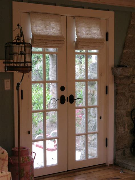 ideas for dressing patio doors the shades on doors diy home decor