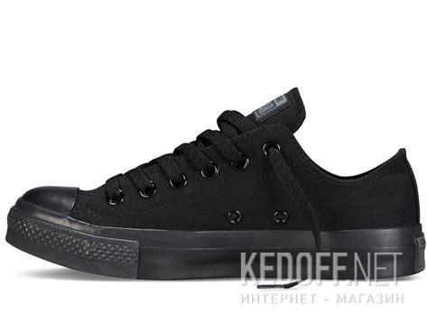 Converse Mono Ox Black 2 shop converse sneakers chuck all ox blk mono