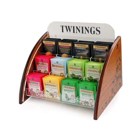 Clean Your Kitchen by Twinings Tea Stands Strong Vend