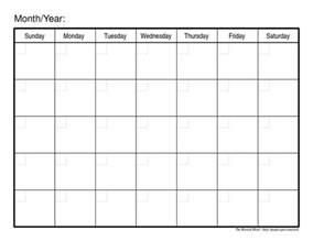 best 25 blank calendar template ideas on pinterest free