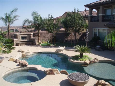 pool landscape pool landscaping google search my desired homes pinterest