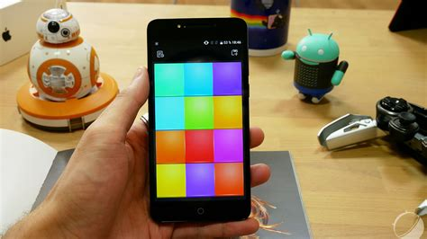 Lu Led Tempel Touch Led L test alcatel a5 led notre avis complet smartphones
