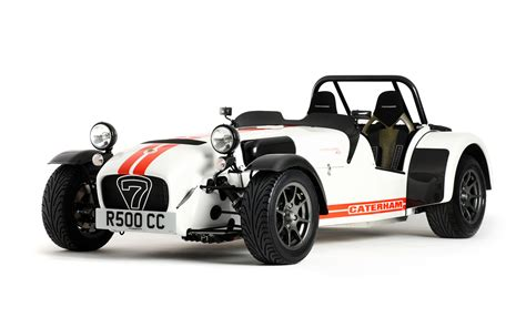 Seven Auto cars catalogue 187 caterham seven